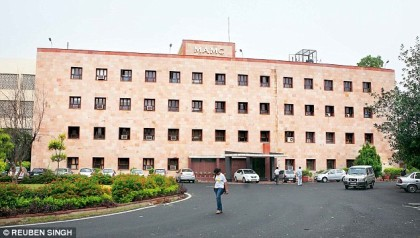 New Delhi: MAMC faculty protests, to meet Health Minister on 17th June