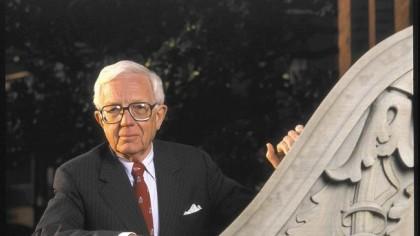 Dr Richard Ross, Eminent Cardiologist and  ex Dean John Hopkins School of medicine passes away