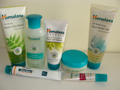 Import alert on Himalaya products at ports by USFDA