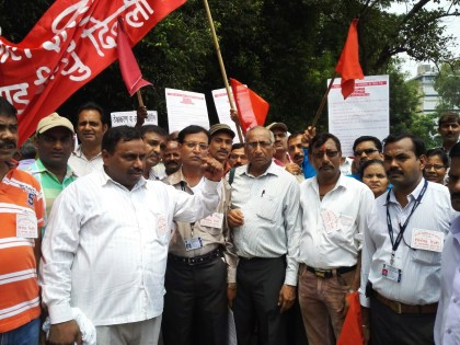 After Resident Doctors, Paramedical Workers of the Government hospitals Dissent.