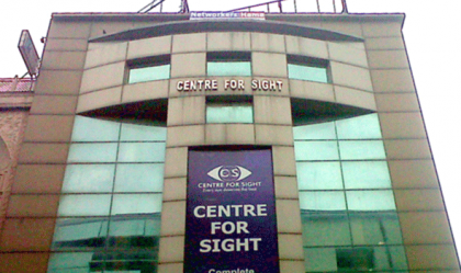 Center for Sight performs rare cornea transplant on 43 year old woman