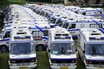 Ziqitza to Continue Running 108 Free Ambulance Service in Punjab