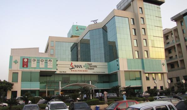 Max Super Speciality Hospital, Delhi Treats rare inoperable tumour