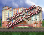 COMING UP NEW MEDICAL COLLEGE 2