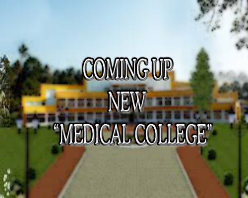 Government considers establishment of new medical colleges within existing hospitals