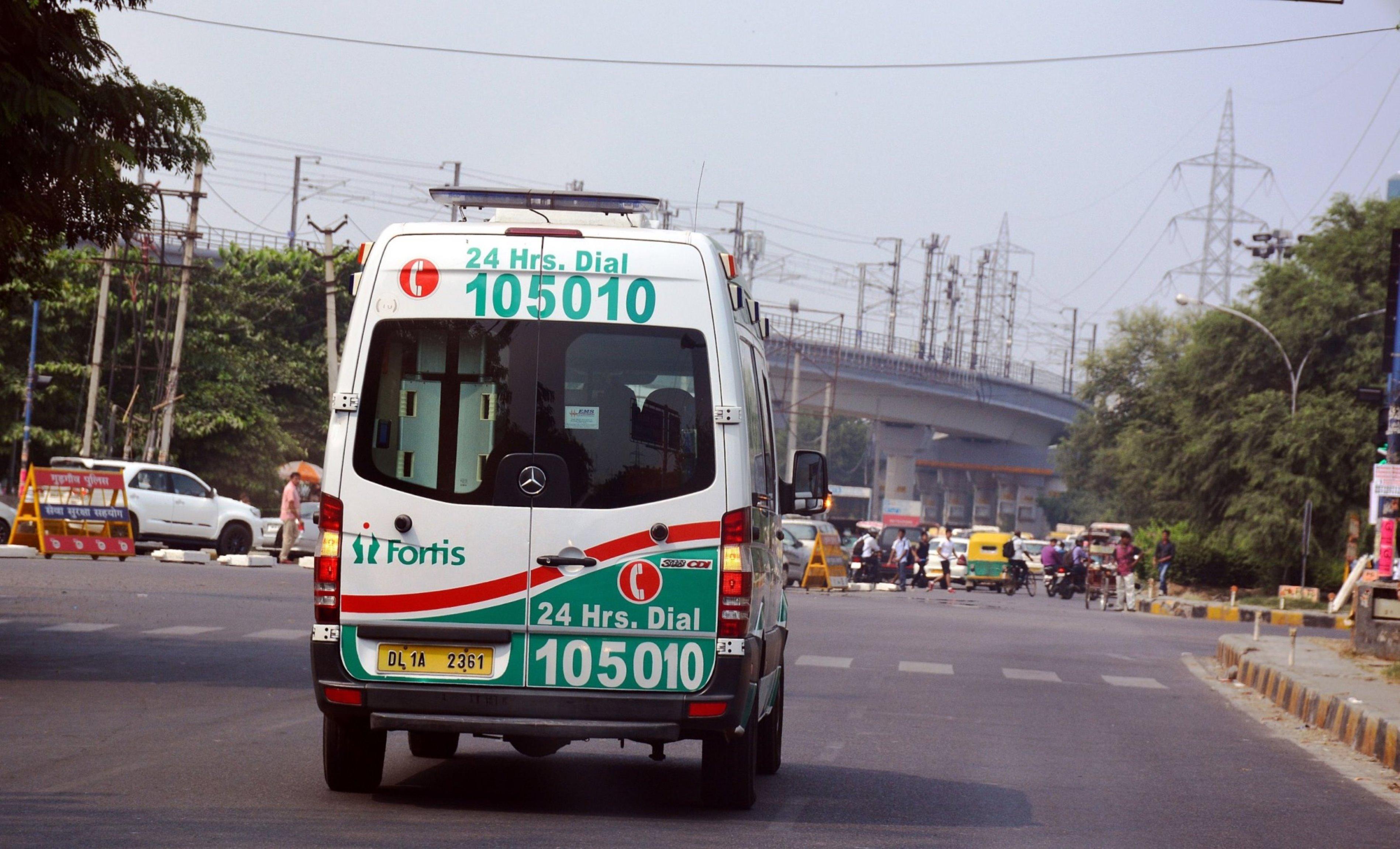 Green Corridor helps Swift Transportation of Live Heart from Gurgaon to Delhi