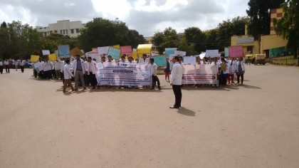 Karnataka Resident Association Doctors to meet Govt in Bangalore