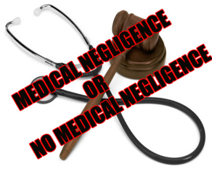 Referring a patient to higher centre is not medical negligence.