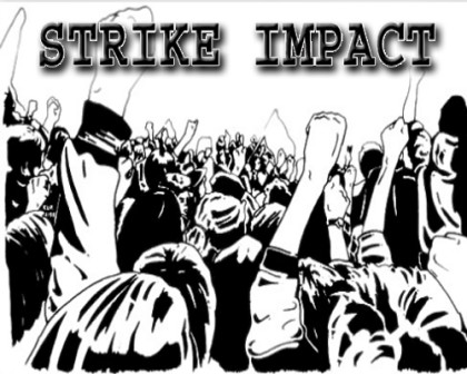 impact of strike in an organization - a trade union is an organization, which is made up of workers who are permanent, or temporary formed to protect and improve the rights at their workplace and to enhance their status in society (huat, 2007).