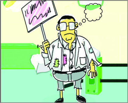 An MBBS Intern speaks his mind to the nation