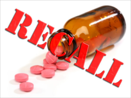 Hypertension drugs recalled by Dr Reddy's Laboratories