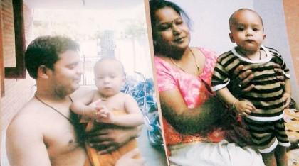 7 year old kid dies of dengue, parents jump to death in grief