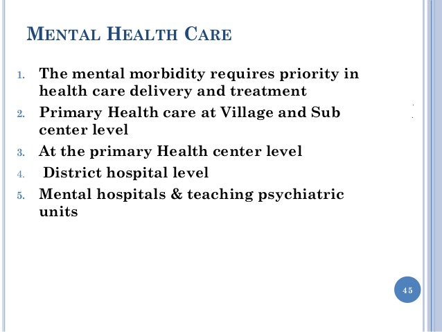 NHRC holds meeting of State health secretaries on Mental Healthcare
