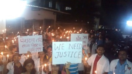 KEM Resident Doctors declare Indefinite Strike, Get Support from fellow doctors