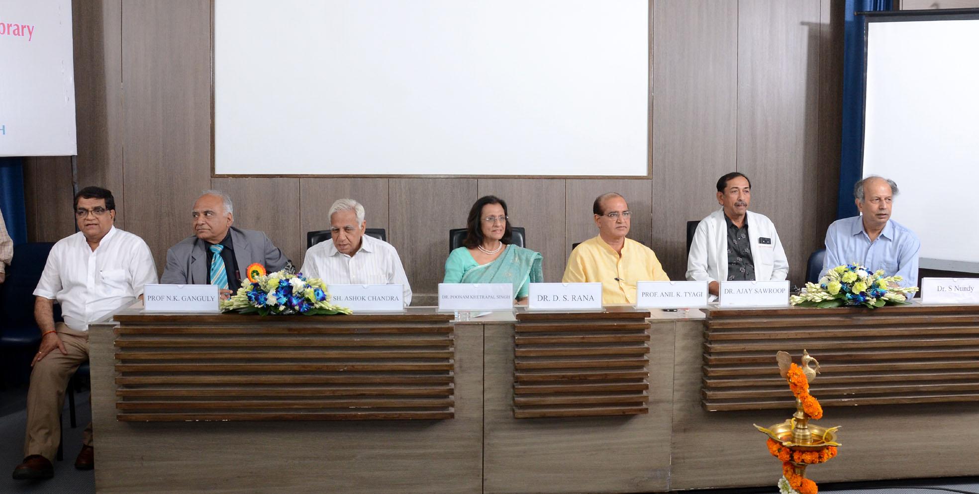 Research at Sir Ganga Ram Hospital (SGRH) Packs a WHO Punch