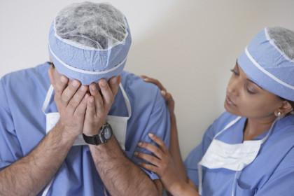 Punjab: Alleged misbehavior of doctor leads to protest in Guru Gobind Singh Medical College