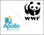 APOLLO WWF LOGOS