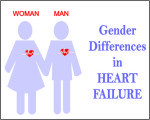 GENDER DIFFERENCES IN HEART FAILURE