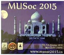 MUSoc Celebrates its 25th year in INDIA