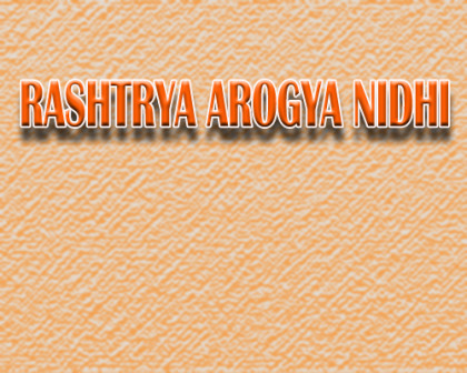 Current Status of Rashtriya Arogya Nidhi