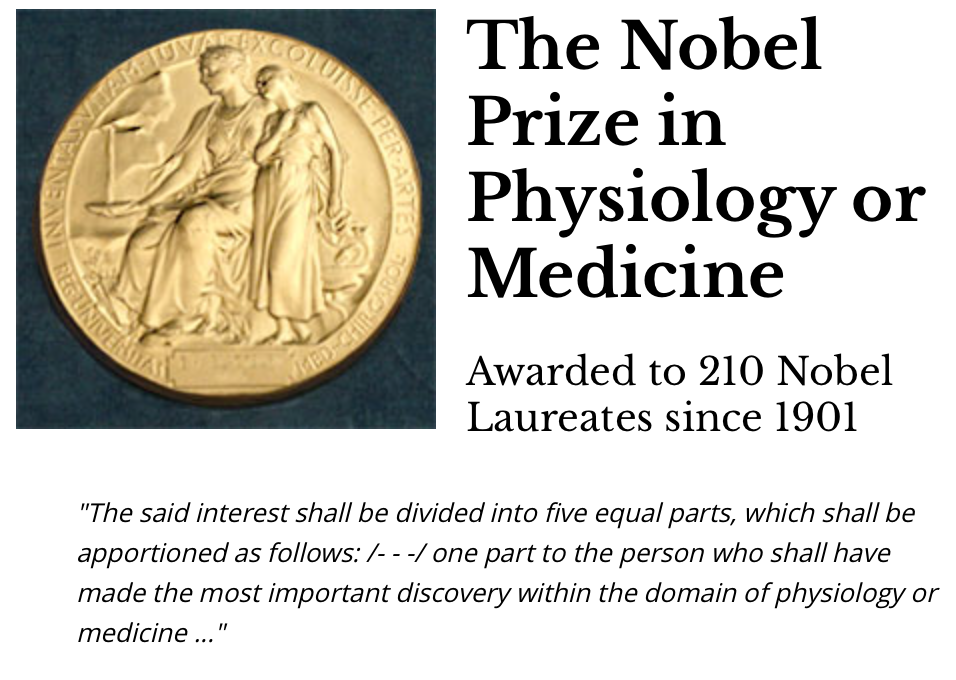 Nobel Prize in Medicine goes to three Scientists for malaria, parasite research