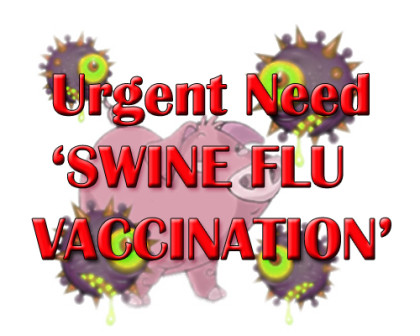 FORDA demands for urgent Swine Flu Vaccination of Doctors  in the capital