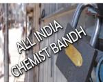 chemist bandh