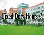 fixed duty hours