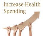 increase health spending