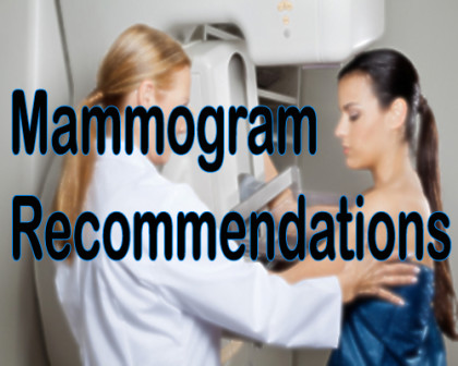 American Cancer Society eases mammogram recommendations