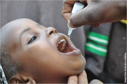 WHO, UNICEF support Myanmar's polio vaccination campaign