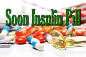 Insulin Pill to Manage Diabetes in the making