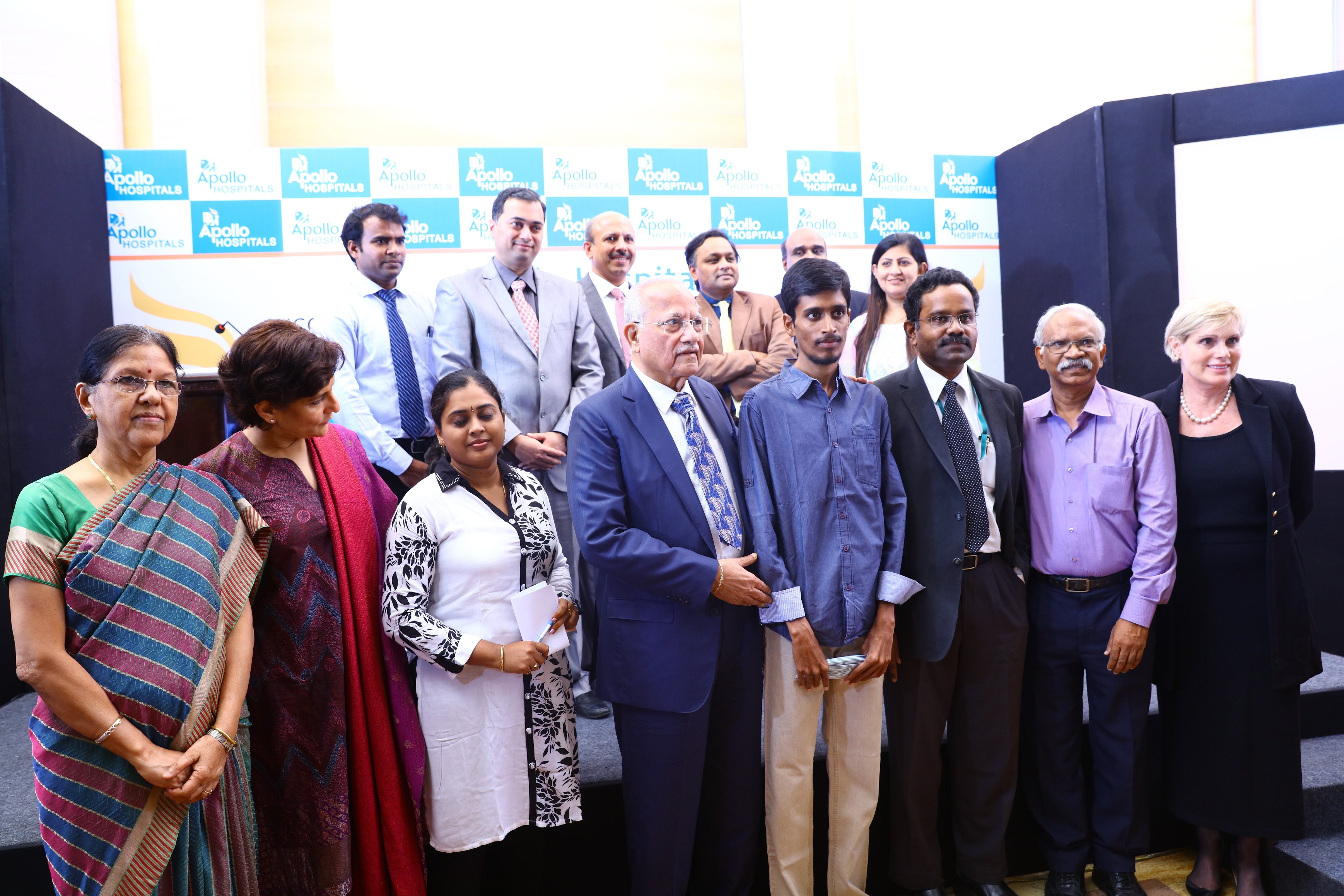 Liver and heart transplant done together at Apollo Hospitals