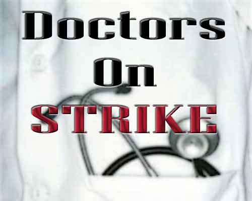 Doctors attacked by Patient