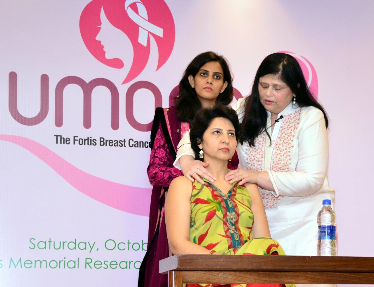 FMRI Gurgaon launches Umang – a Breast Cancer Support Group