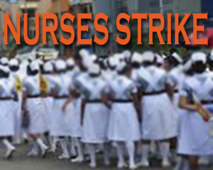 MCD hospitals come to a stand-still with nurses strike