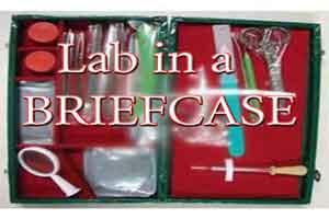 Scientists develop world's first briefcase cancer detection lab