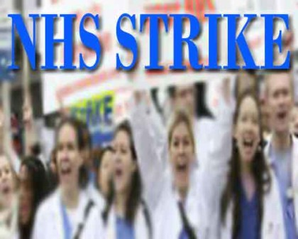 Junior Doctors in UK to go on strike