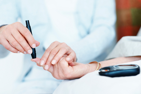 New test to measure if a person is pre-diabetic