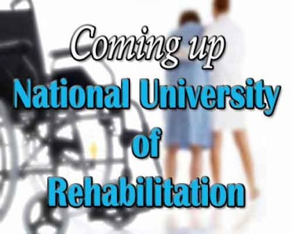 National University for Rehabilitation to come up in Thiruvananthapuram