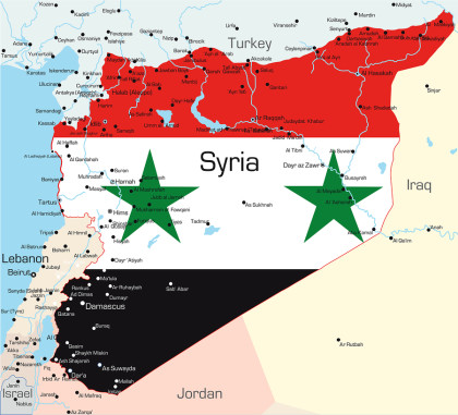 Delivering healthcare in Syria almost impossible: WHO