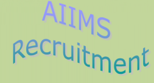 New Delhi: Several reserved posts lying vacant in AIIMS