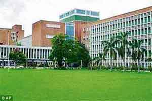 100 bed burns and plastic surgery block to come up at AIIMS