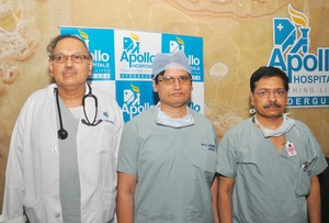 Apollo Hospitals perform a pioneering procedure for clearing a Chronic Total  Occlusion