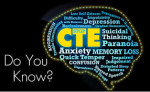 CTE brain disease
