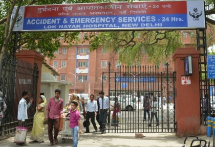 Delhi government not to relocate DGHS office to LNJP Hopsital
