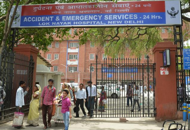 Upgradation of Govt Hospitals: LNJP to get 22 storey Gynae Paediatric Medicine block, 57 beds in OPD