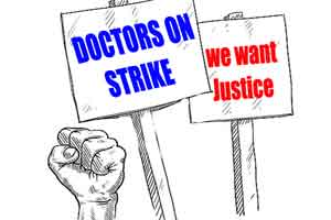 Strike by homeopathy students in Odisha