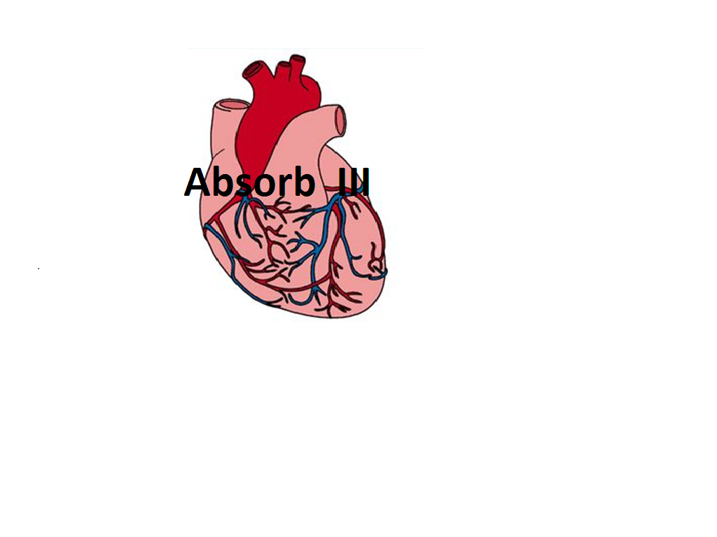 CARDIOLOGY UPDATE-ABSORB III TRIAL- 2015