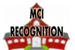MCI-RECOGNITION